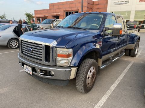 2008 Ford F-450SD Lariat