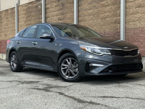 Pre-Owned 2020 Kia Optima FE